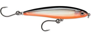 X-Rap Twitching minnow - Red Belly